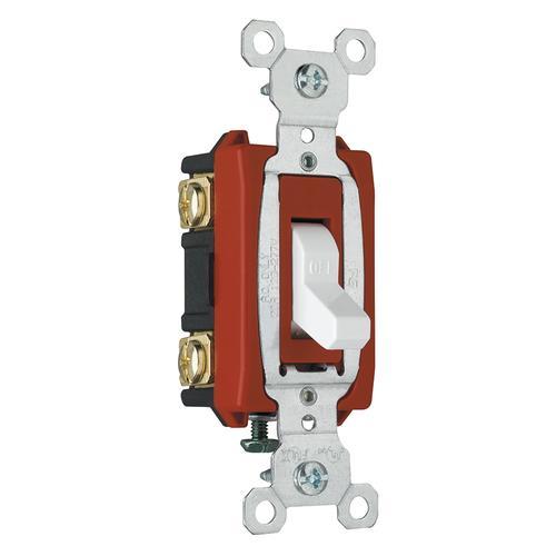 legrand® pass  seymour® 20amp 2pole toggle light switch