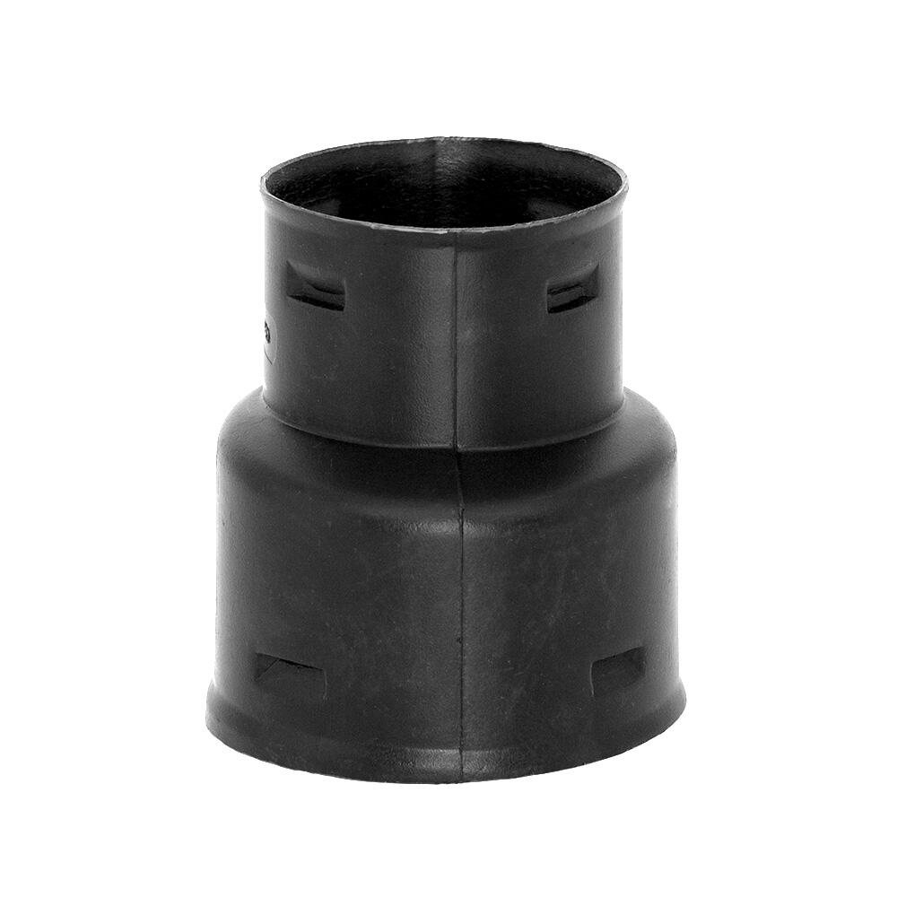 8 to 6 corrugated drain tile reducer