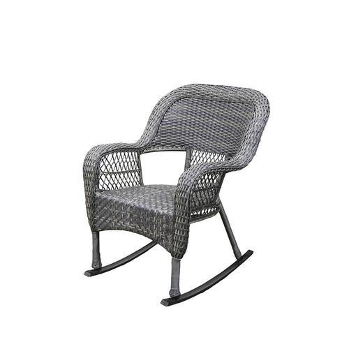 huxley gray deep seating rocking patio