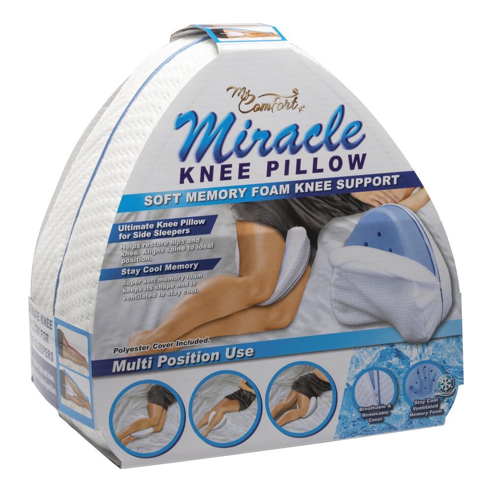 miracle leg pillow at menards