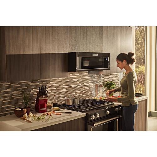 kitchenaid 1 1 cu ft low profile over