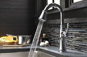 delta faucet at menards