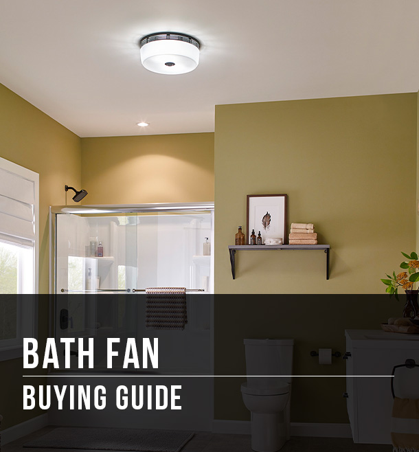 bath fan buying guide at menards