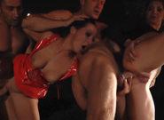 Voracious 2 ep4   Burn The Fucking Vampire!   Sandra Romain & Clark Kent & Lea Lexis & Mugur