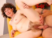Grandmas Hairy Pussy   Andrea