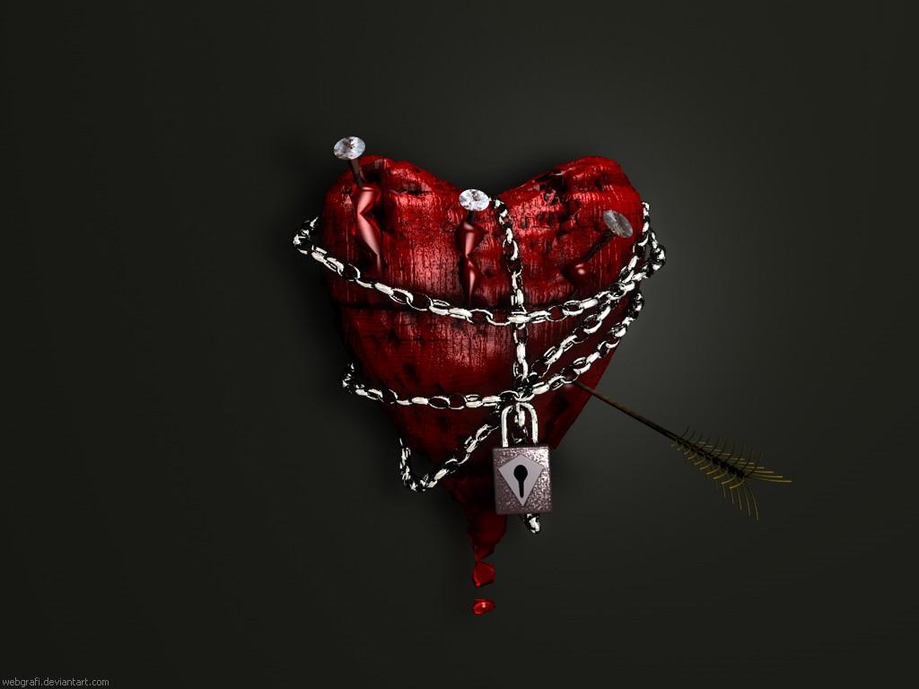 Love Heart Blood Wallpapers Adsleaf Com