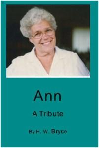 Ann's Cover