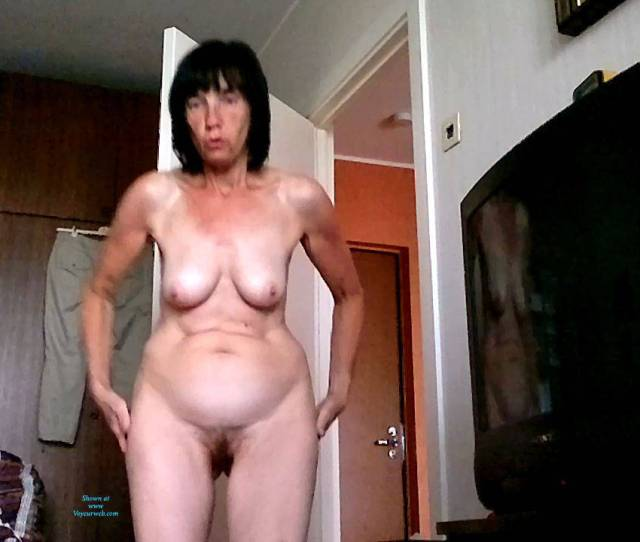 Pic 1 Naked Wife For You Nude Wives Big Tits Brunette