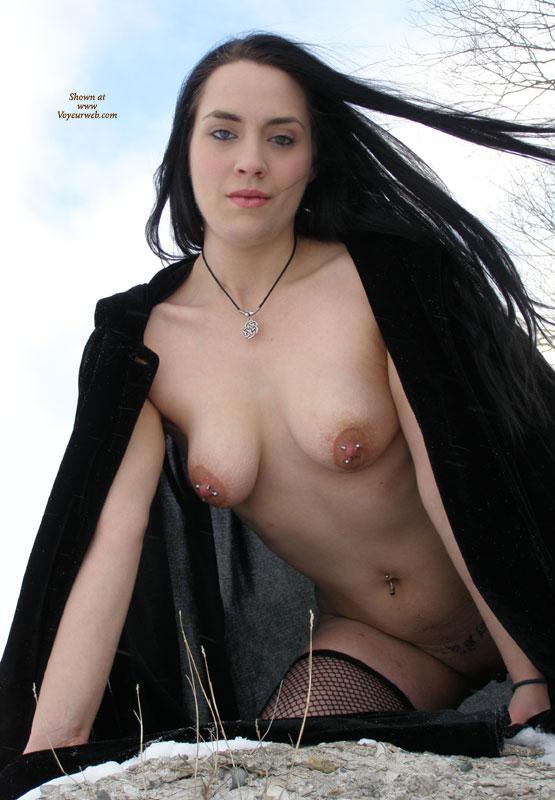 naked goth girls tumblr