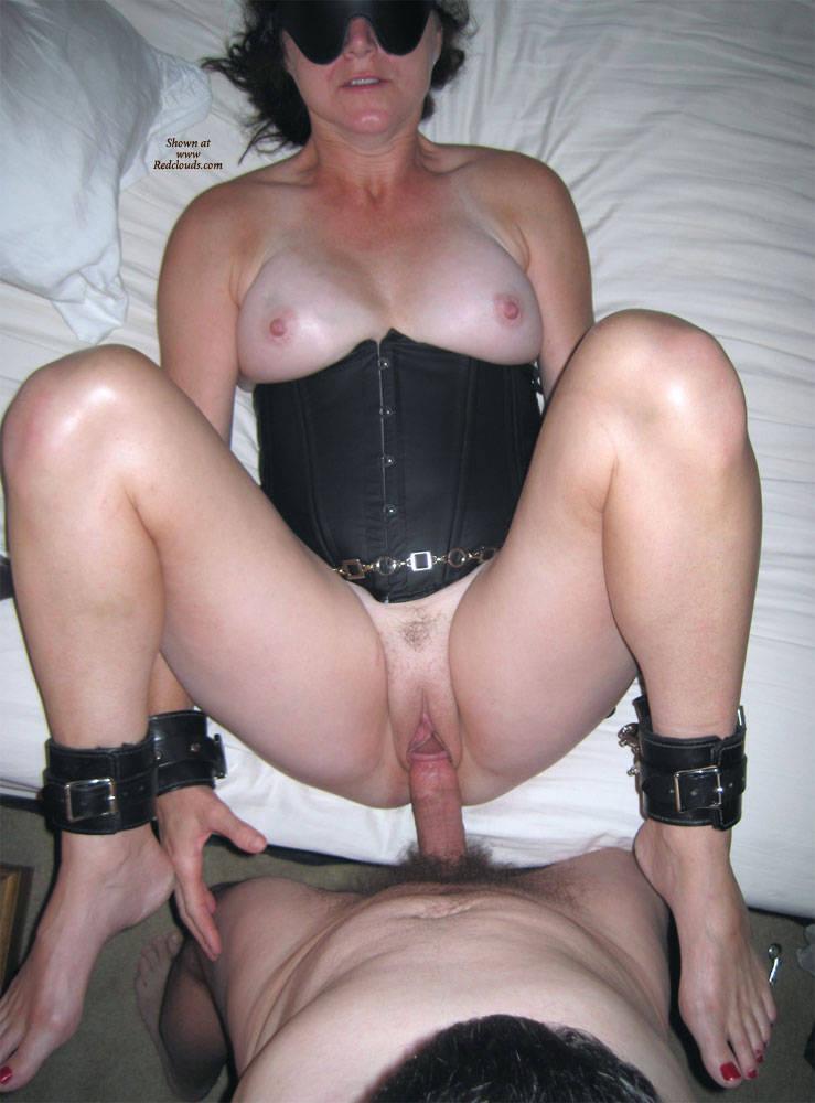 tumblr blindfold bondage