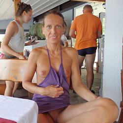 Mimice Nude In Public