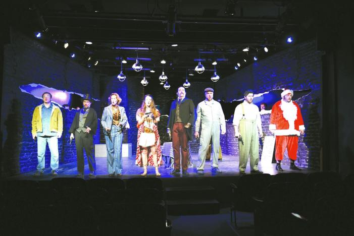 Critics praise alumni revival of musical 'Assassins'