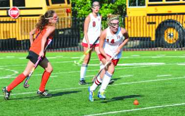 Field Hockey is 'fired up' with returning seniors