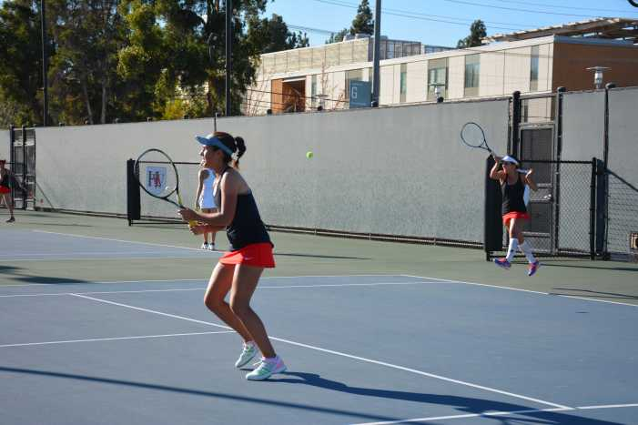 Girls' Tennis falls in CIF State Finals