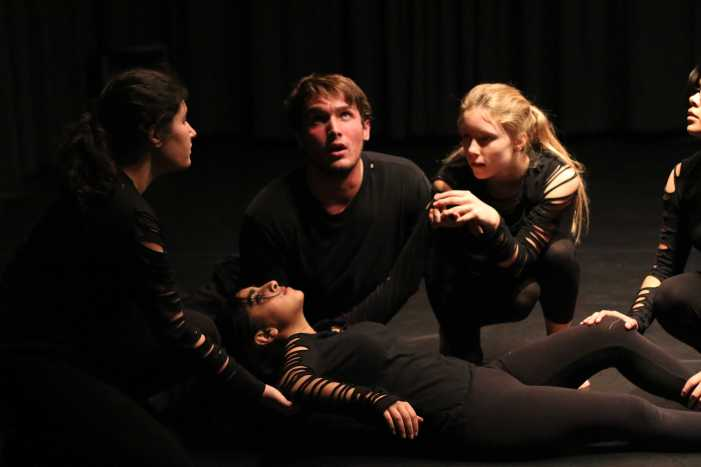 Art of Dance I, II, along with two solo dancers feature in show