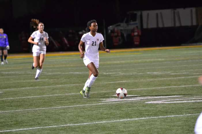 Girls' soccer has high hopes for rest of season