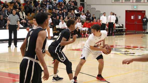Boys' basketball hopeful for strong season