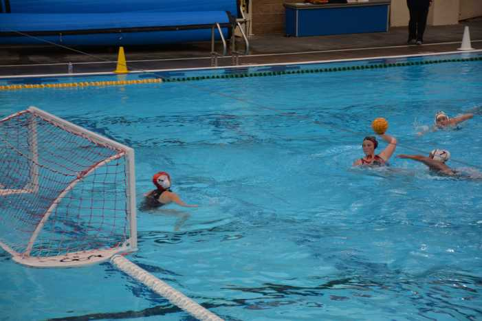 Girls' water polo hopes to maintain league win streak
