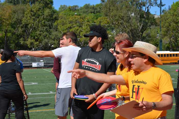 Students, faculty play games at first Festival of Spring