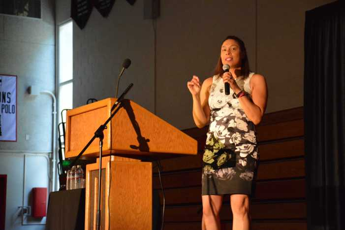 Professor sheds light on implicit biases at assembly