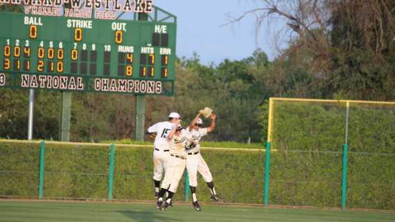Baseball starts their season with Mission League win streak