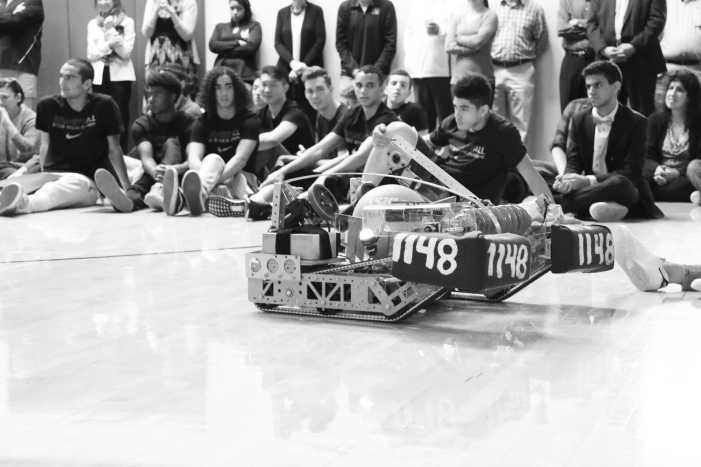 Robotics team wins state championship