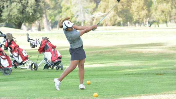 Girls' Golf finishes regular season undefeated