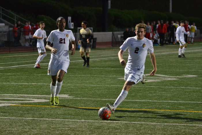 Boys' soccer secures second consecutive tie