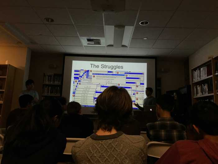 Students venture into programming at Hack HW