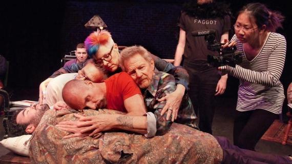 Weekly productions on AIDS in the LGBTQ community taking place