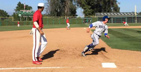 Playoff loss spells early end to baseball season