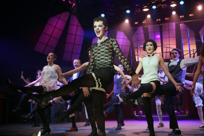 "Cast of US musical asks community to ""come to the 'Cabaret"