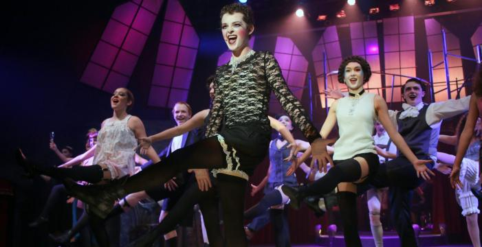 """Cast of US musical asks community to """"come to the 'Cabaret"""