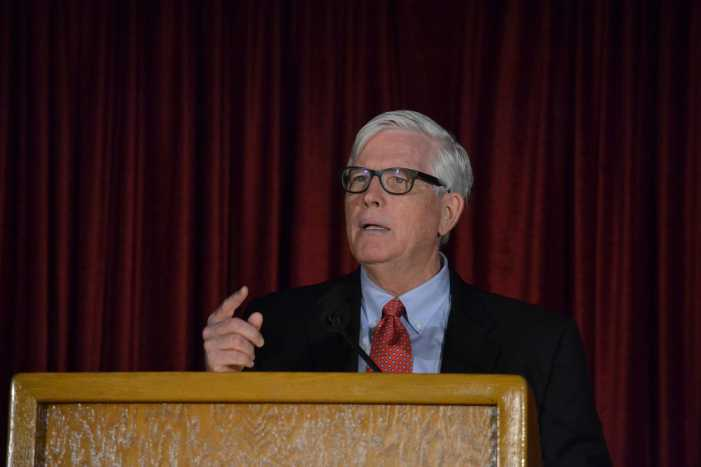 Pundit Hugh Hewitt discusses 'The Happiest Life'