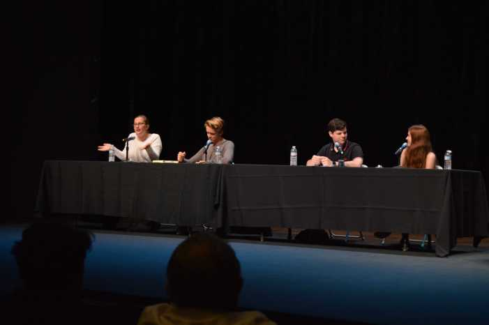 Students discuss feminism, political correctness at Political Discourse Society debate