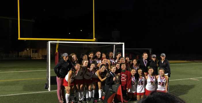 Field hockey wins CIF title after perfect season