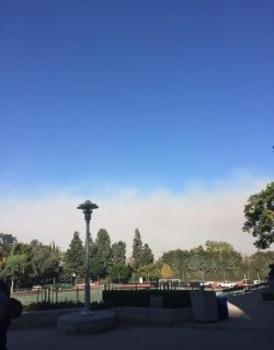 School closes due to fires