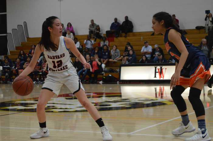 Girls' basketball beats Chaminade