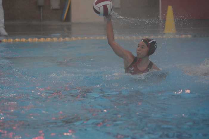 Girls' water polo defeats Claremont in home opener