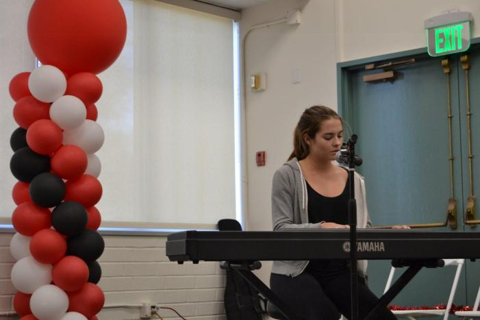 Sign-ups fill up for Valentine's themed Coffeehouse