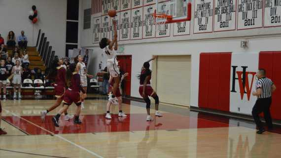 Girls' basketball defeats Alemany in double overtime