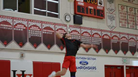 Boys' volleyball drops Westlake match