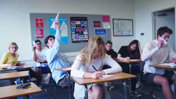 Students face consequences for disturbing AP Language exam
