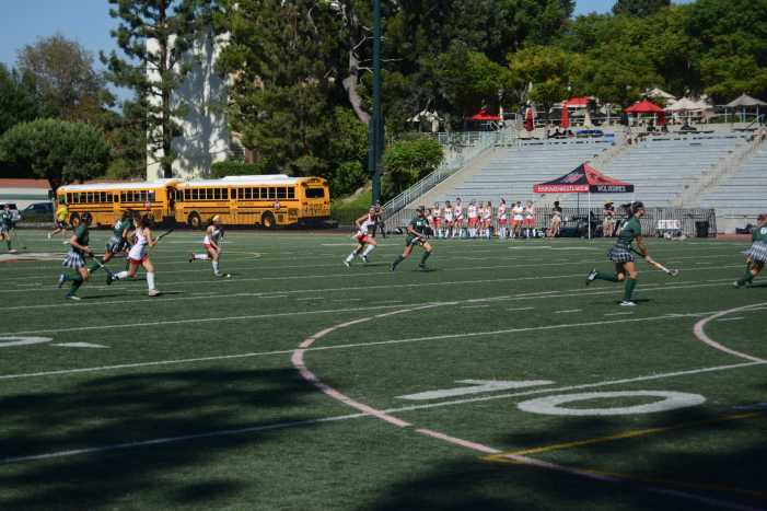 Field hockey improves to 6-0