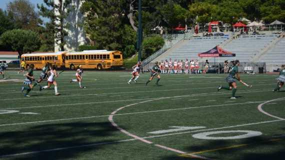 Field hockey improves to 6-0