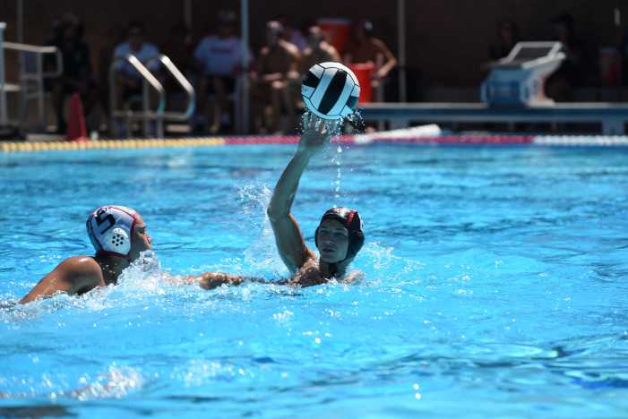 Water polo wins Elite Eight Tournament