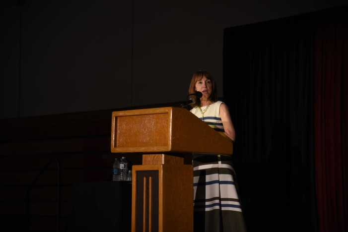'See'-ing diversity in action: Author speaks to school about cultural identity