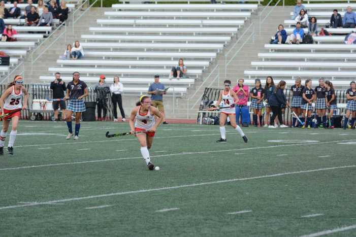 Field Hockey advances to the LAFHA Championship