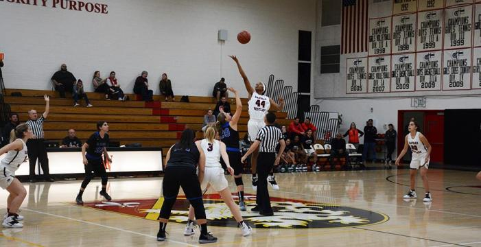 Girls' Basketball Wins Season Opener