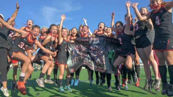 Field Hockey beats Huntington Beach to become undefeated champions